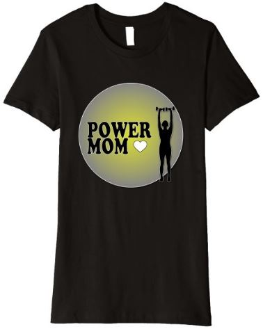 Amazon Glokal Corner Power Mom T-shirt